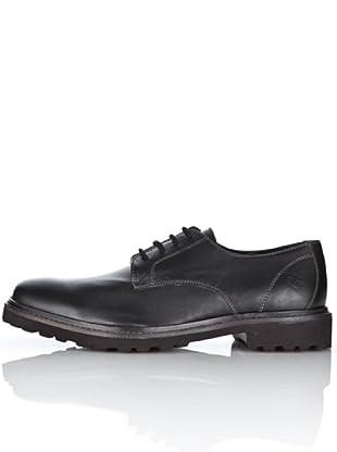 Lumberjack Zapatos Derby Hutch (Negro)