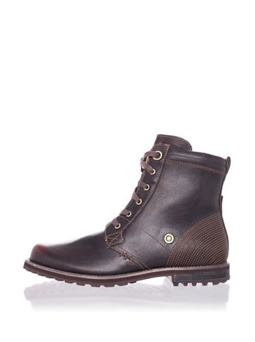 Rockport Men's Break Trail Distressed Boot (Oxblood)