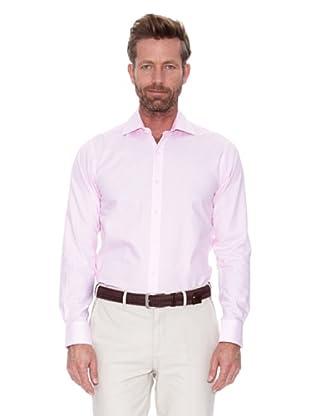 Cortefiel Camisa Puntille (Rosa)