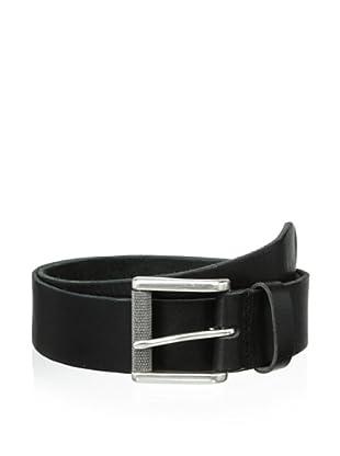 Vintage American Belts est. 1968 Men's Apache Belt (Black)