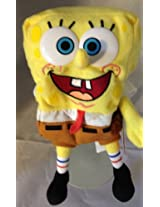 "Mattel 7"" Spongebob Squarepants Plush Bean Bag"