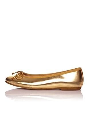 Bisué Bailarinas Liso Oro (Oro)