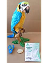 FurReal Friends Squawkers McCaw Parrot