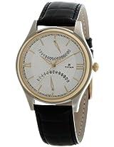 Titan Classique Analog Silver Dial Men's Watch - 1620BL01