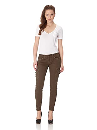 Antique Rivet Jeans Bailey (Army)