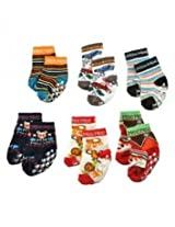 Mee Mee - Cozy Feet Baby Socks 6-12mnth(6pieces)