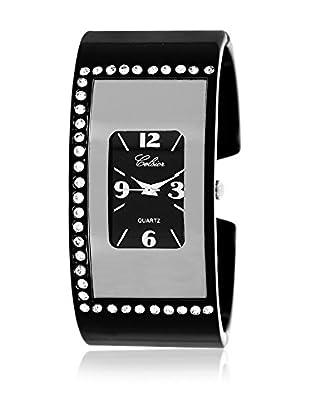 SHINY CRISTAL Uhr mit Japanischem Uhrwerk   25  mm