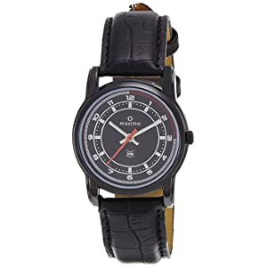 Maxima 24880LMLB Analog Men's Watch-Black