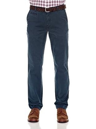 Cortefiel Pantalón Chino (Azul)