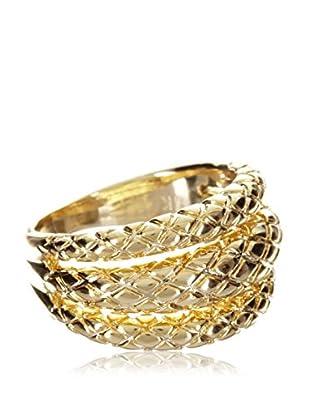 McKenzie Ring Maud (vergoldet)