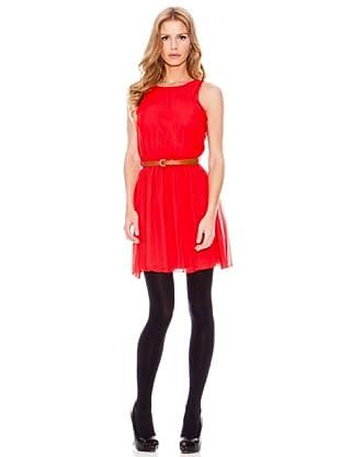 Rare Vestido Open (Rojo)