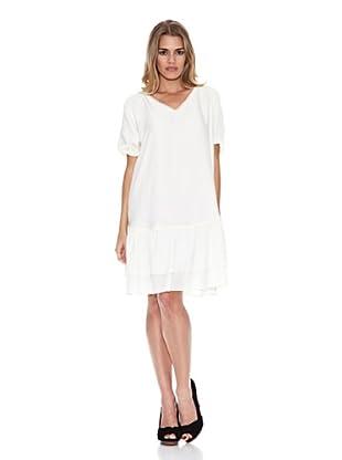 Monoplaza Vestido Sunny (Blanco)
