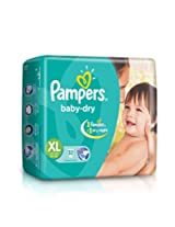 Pampers Baby Dry XL Diapers (32 Count)