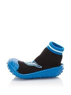 Skidders Toronto Blue Jays Shoe Socks (Black)