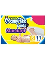 Mamy Poko Pant Standard Style Small Size Diapers (11 Count)