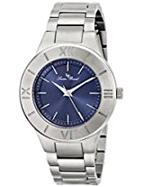 Lucien Piccard Women's LP-12922-33 Helena Stainless Steel Watch with Link Bracelet