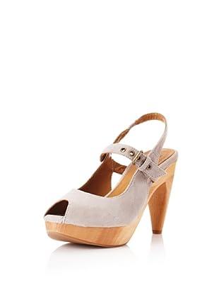 J. Shoes Women's Carnival Novelty Pump (Soft Grey)