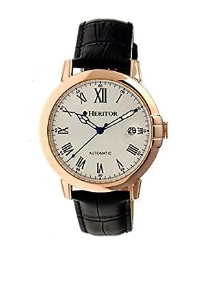 Heritor Automatic Uhr Laudrup Herhr2303 schwarz 43  mm