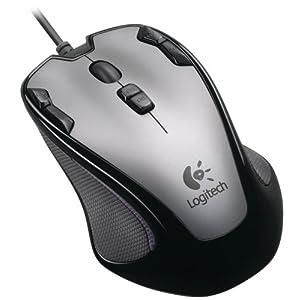 Logitech Gaming Mouse G300 | Color Black