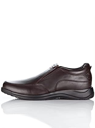 Lumberjack Zapatos Slip On Air Jack (Marrón Oscuro)