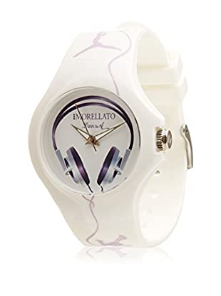 Morellato Reloj de cuarzo Unisex Colours Blanco 36 mm