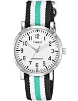 Timex Fashion Analog White Dial Unisex Watch - TWEG15402