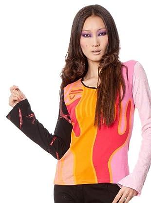 Custo Camiseta Partf (Multicolor)