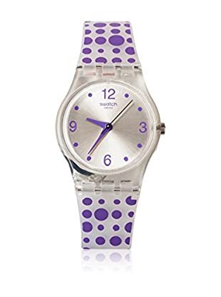 Swatch Quarzuhr Woman PURPLE DARLING LK319 25.0 mm