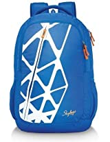 Skybags Geek 04 Blue Laptop Backpack