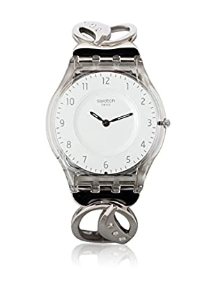 Swatch Quarzuhr Woman FIRST BORN SFK373G 34.0 mm