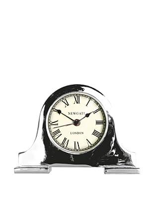 Newgate Mini Napoleon Alarm Clock, Chrome