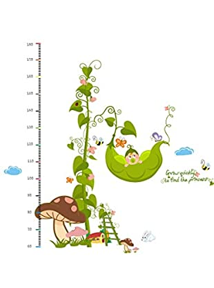 Ambiance Live Wandtattoo Garden and animals (Kidmeter)