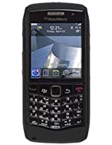 Blackberry BlackBerry Pearl 3G Skin - Retail Packaging - Black