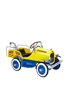 Dexton Deluxe Tow Truck Pedal Car