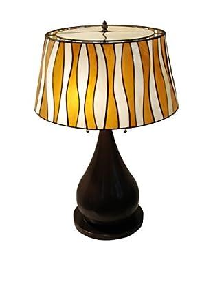 Especial Iluminación Lámpara De Mesa Safari