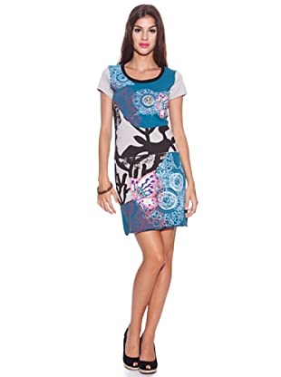 HHG Vestido Alison (Azul)