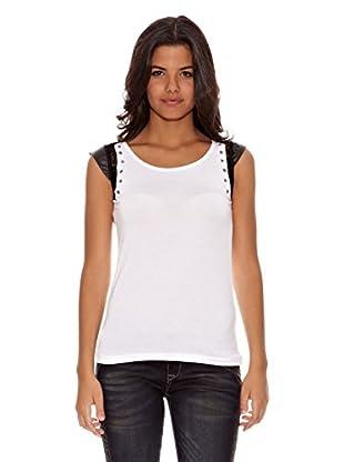 Cipo & Baxx Camiseta Shaleen (Blanco)