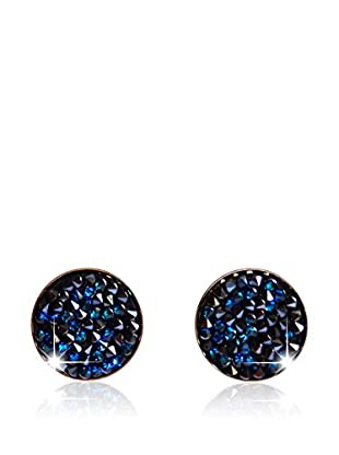 S § K Pendientes On Butterfly Azul Oscuro