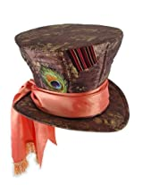 Elope Inc Alice in Wonderland Mad Hatter Hat Disney(Large)