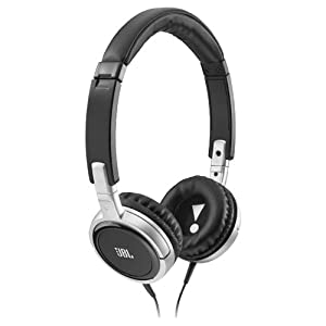 JBL J03S Tempo On-Ear Headphone (Black)