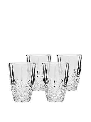 Godinger Set of 4 Dublin Juice Glasses