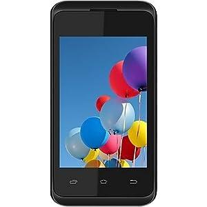 Intex Aqua 3G Mini (Black-Blue)