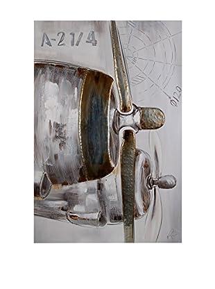 Arte Dal Mondo Leinwandbild Paolo Rossini Turbine D
