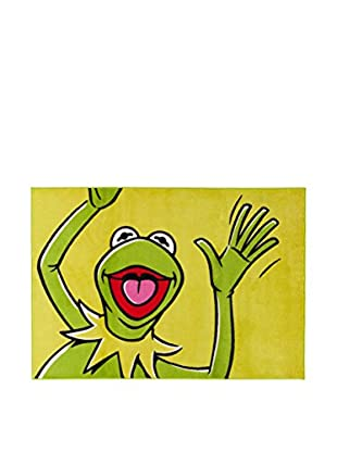 Disney Teppich Disney Cl_ Kermit grün 100 x 150 cm