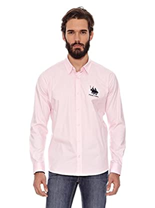 Frank Ferry Camisa Terry (Rosa)