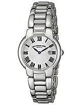 Raymond Weil Women's 5229-ST-01659 Jasmine Swiss Quartz Stainless Steel Watch