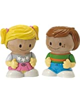 Play Town: Core Family Figures Boy/Girl 2 Pack