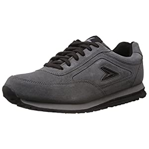 Power Men's Leather Running Shoes