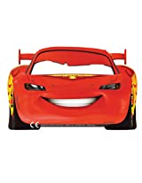 Disney Cars RSN Die Cut Masks, Multi Color