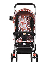 Mee Mee MM20B Baby Pram (Red)